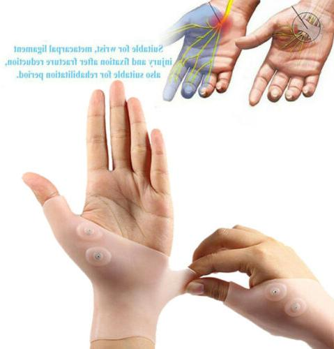 Silicone Wrist Therapy Pain Relief Gel
