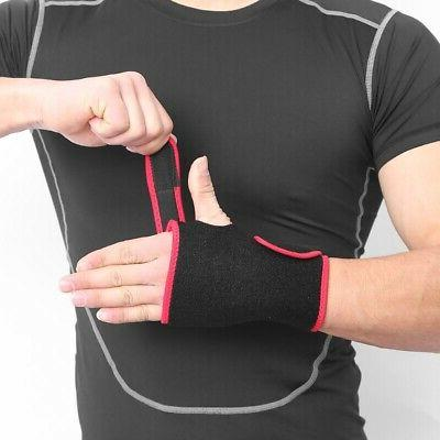 Wrist Hand Brace Support Carpal Tunnel Splint Arthritis Spra