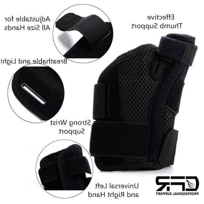 Thumb Support Left Stabilizer