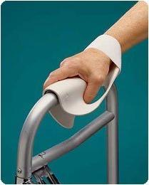 "Walker Splint Left Size: Large 3½""-4"""