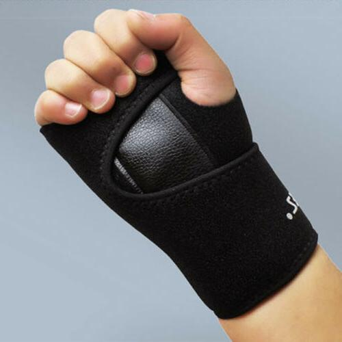 Breathable Wrist Hand Brace Support Splint Carpal Tunnel Spr