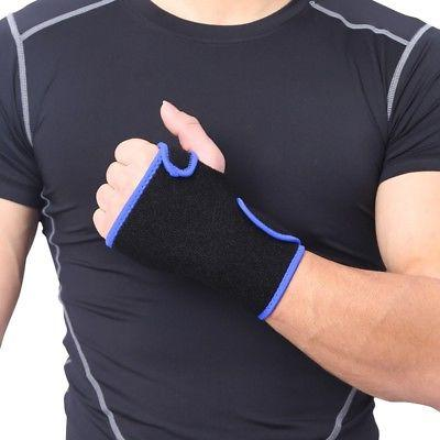 Wrist Hand Carpal Tunnel Sprain Straps