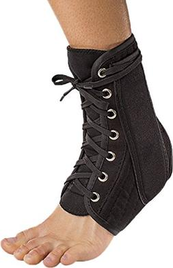 ProCare Lace-Up Ankle Support Brace, Large