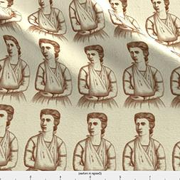 Spoonflower Medicine Fabric Civil War Medical Book, Making A