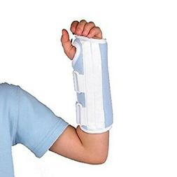 Florida Orthopedics Microban Wrist Splint - Left Pediatric