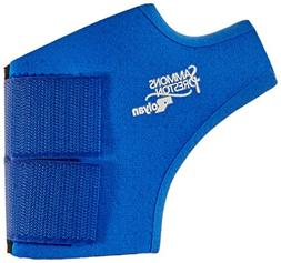 Rolyan Neoprene Wrap On Thumb Support for Right Thumb, Thumb