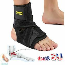 Yosoo Night Foot Drop Orthosis Brace Ankle Plantar Fasciitis