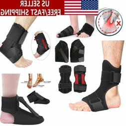Night Splint Foot Brace Strap Plantar Fasciitis Drop Sprain