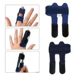 Pain Relief Trigger Finger Fixing Splint Straightening Brace