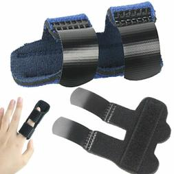 Pain Relief Trigger Finger Fixing Splint Straightener Brace