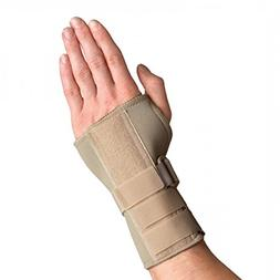 PAIR of Thermoskin Carpal Tunnel Braces with Dorsal Stay, Be