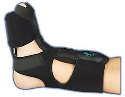 Med Spec Phantom Dorsal Night Splint, Black