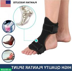 Plantar Fasciitis Night Splint Foot Drop Orthotic Brace Heel