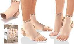 Physix Gear Plantar Fasciitis Socks with Arch Support for Me
