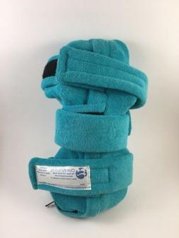 Comfy Splints Rest Hand Orthosis 3 Straps New Outer Wrap Blu