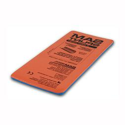"SAM® SPLINT - 9""- FLAT - ORANGE/BLUE"