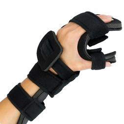 Stroke Hand Splint- Soft Resting Hand Splint for Flexion Con