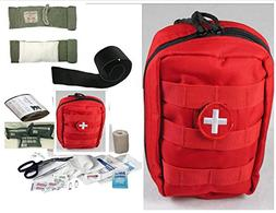 VAS TACTICAL TRAUMA FIRST AID KIT #2 PLUS - ISRAELI BANDAGE