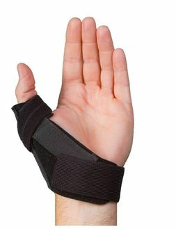 Med Spec Tee Pee Thumb Protector, Black - Medium