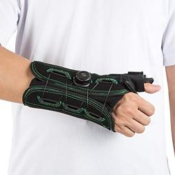 Thumb and Wrist Spica Splint, Stabilizer Support Brace for P