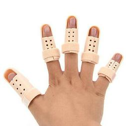 Trigger Finger Injury Support Brace Pain Splint Dip Joint Ma