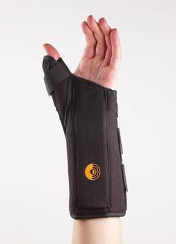 Corflex Ultra Fit Wrist Splint with Abducted Thumb-S-Right -
