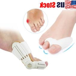 US Big Toe Bunion Straightener Splint Corrector Pain Relief