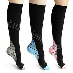 World Cup Football soccer Compression Sock Nurse Maternity S