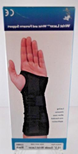 """Med Spec Wrist and Forearm Orthodedic Support Lacer 10.5"""" Me"""