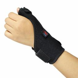 AOLIKES Wrist and Thumb Brace Support Splint for Carpal Tunn