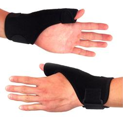 Wrist and Thumb Brace Support Splint for Carpal Tunnel Scaph