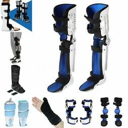 Wrist Arm Brace Legs Support Carpal Sprain Splint Stabiliser