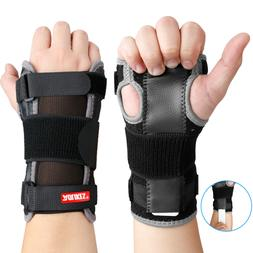 wrist hand brace support carpal tunnel compression