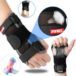 Wrist Hand Brace Support Sleep Splint Carpal Tunnel Sprain A