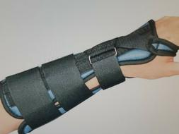 Wrist Splint PROCARE Removable Stays Foam Tricot Right Hand