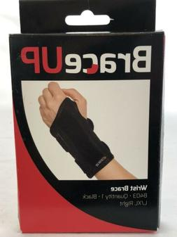 BraceUP Wrist Support Brace with Splints for Carpal Tunnel A