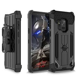 WWW Galaxy S9 Case,  Full-Body Protective Case  Rugged Holst